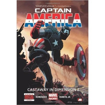 Libro Captain America, Vol. 1: Castaway In Dimension Z, 1