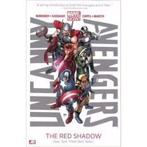 Libro Uncanny Avengers Volume 1: The Red Shadow