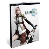 Guia Oficial De Final Fantasy Xiii - Nueva