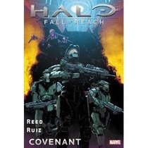 Comic De Halo - Fall Of Reach: Covenant En Pasta Dura- Nuevo