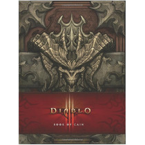 Libro Arte Diablo 3 Book Of Cain Blizzard Warcraft Nuevo!