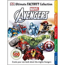Libro Ultimate Factivity Collection: Marvel The Avengers