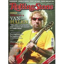 Rolling Stones Núm.95 En La Portada: Van Halen