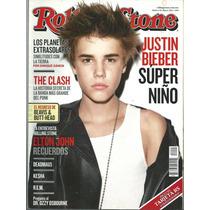 Rolling Stones Núm.94 En La Portada: Justin Bieber