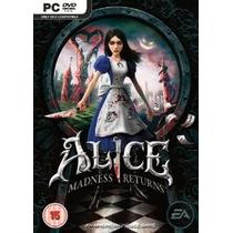 Vuelve Alice Madness (pc)