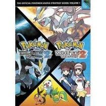 Libro Pokemon Black & White 2 Nintendo Ds Guia Oficial