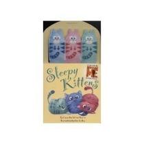 Libro De Sleepy Kittens De Mi Villano Favorito - Nuevo