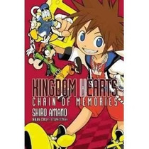 Libro De Kingdom Hearts: Chain Of Memories - Nuevo