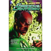 Libro Green Lantern, Vol. 1: Sinestro (the New 52)