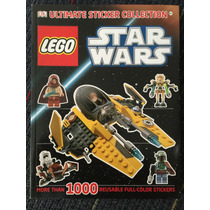 Libro Revista Estampas Estampillas Lego Star Wars