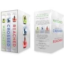 Matched Trilogy Box Set 3 Libros Pasta Dura - Nuevo