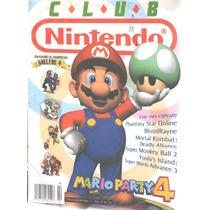 Revista Club Nintendo Año 11 Num. 10