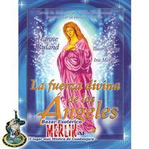 Set Oráculo La Fuerza Divina De Los Angeles - Cartas Y Libro