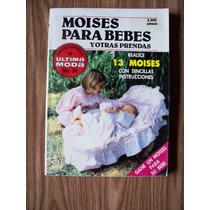 Moisés Para Bebés Yotras Prendas-última Moda No.34-ilust-rm4