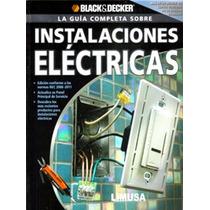 Guía Completa Instalaciones Electricas Black & Decker Op4