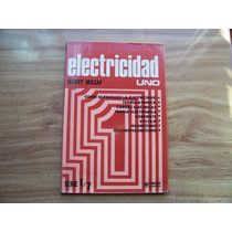 Electricidad-ilust-tomos 1-3-4-6-aut-harry Mileaf-limusa-hm4