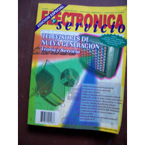 Electrónica Y Servicio-ilustrados-4 Ejemplares-hm4