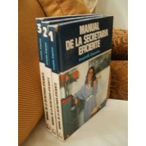 Manual De La Secretaria Eficiente{ Imelda Zapata} 3 Tomos
