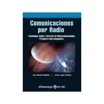 Libro Comunicaciones Por Radio *cj