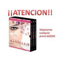 L Maquillaje Paso A Paso 3 Vols + 1 Cd Rom