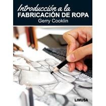 Introducción A La Fabricación De Ropa Cooklin , Gerry Rm4