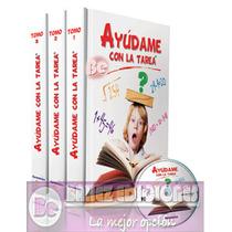 Ayudame Con La Tarea Primaria 3 Vols + 1 Cd Room Euromexico
