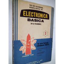 Electrónica Básica 3, Van Valkenburgh, Cecsa 1962