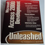 Libro Ms Access 2000 Development Unleashed - Nuevo