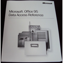 Libro Microsoft Office 95 Data Access Reference