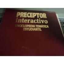 Enciclopedia Preceptor Temática Estudiantil