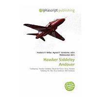Hawker Siddeley Andover, Frederic P Miller