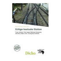 Echigo-iwatsuka Station, Delmar Thomas C Stawart