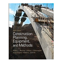 Construction Planning, Equipment, And, Robert L Peurifoy