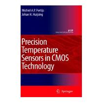 Precision Temperature Sensors In Cmos, Michiel A P Pertijs