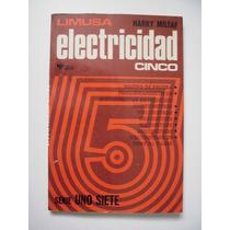 Electricidad 5 - Serie Uno Siete - Harry Mileaf 1979