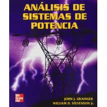 Libro Analisis De Sistemas De Potencia - Grainger + Regalo