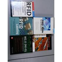 Paquete De Libros Para Internet Y Fibra Óptica