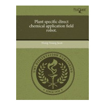 Plant Specific Direct Chemical Application, Hong Young Jeon