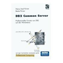 Db2 Common Server: Professioneller, Heinz-axel Purner
