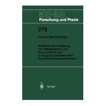 Reaktive Abscheidung Von Metalloxiden, Patrick Markschlager