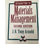 Libro Materials Management En Ingles