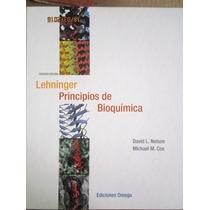 Lehninger Principios De Bioquímica, D. L. Nelson, Edc. Omega