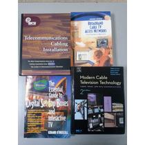 Paquete De Libros Para Telecomunicaciones