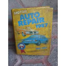 Manual Para Mecanico, Auto Repair 81-87,ford,dodge,chevrolet