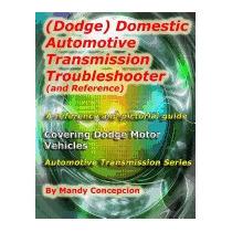 (dodge) Domestic Automotive Transmission, Mandy Concepcion