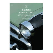 British Family Cars Of The 1950s And 60s, Anthony Pritchard