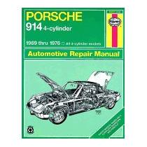 Porsche 914 (4-cyl.), 1969-1976, J H Haynes