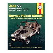 Jeep Cj 1949 Thru 1986: All Models (revised), Larry Warren