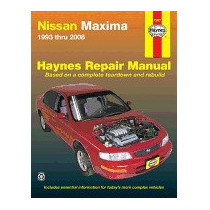 Nissan Maxima 1993 Thru 2008 (revised), Bob Henderson