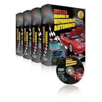 Manual De Reparación De Automoviles. Miller 4 Tomos Y 1 Dvd